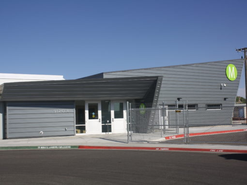 APS Conference Center and Warehouse
