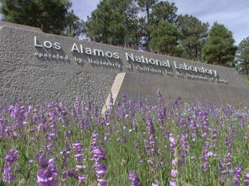 Los Alamos Laboratory NUMSSUP