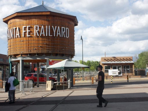 Santa Fe Railyard Park and Plaza